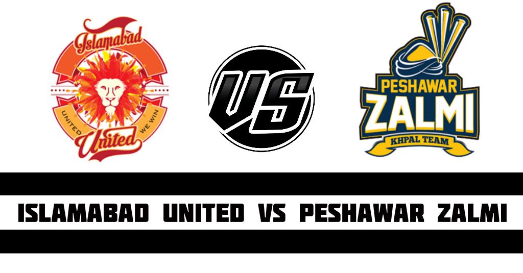 Islamabad United vs PZ
