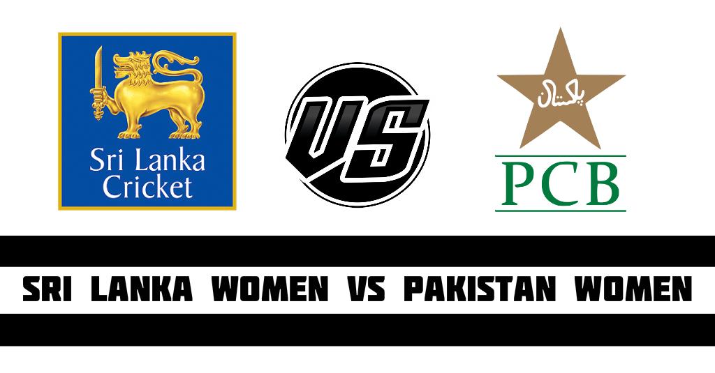 Sri Lanka Women vs Pakistan Women