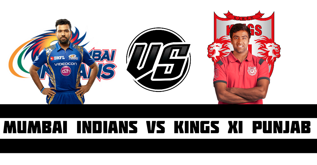 Mumbai IndiansKings XI Punjab2.jpg
