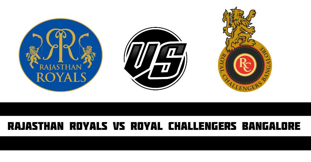 Rajasthan Royals Royal Challengers Bangalore.jpg