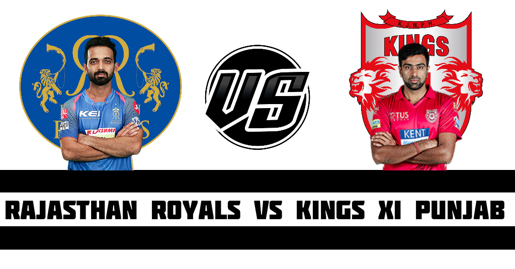 _Rajasthan Royals vs Kings XI Punjab